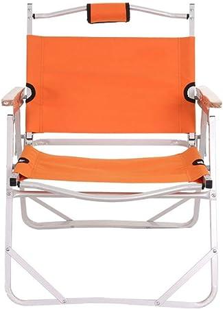 Plegable silla de camping Camping barbacoa silla portátil ...