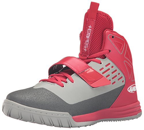 AND1 AND 1 Men's Tempest-M Basketball Shoe - Fabric Red/L...