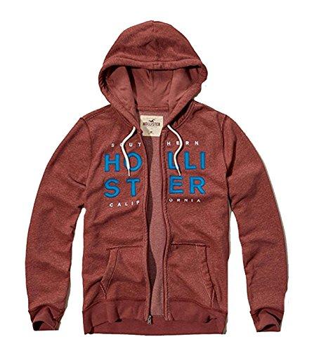 hollister-mens-hoodie-and-sweatshirt-m-burgundy-550