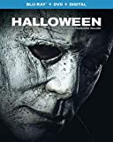 Halloween (2018) [Blu-ray + DVD + Digital] (Bilingual)