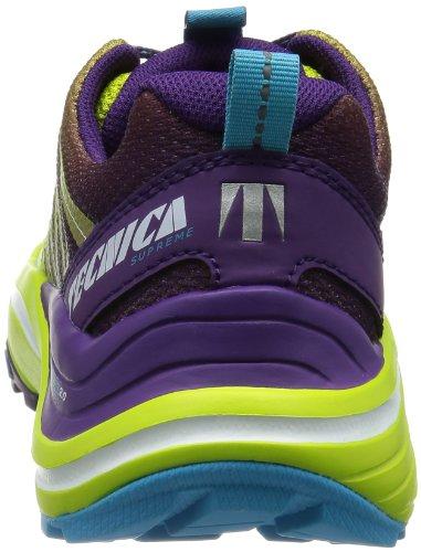 Tecnica outdoor Zapatilla supreme max 2.0 ws lima/violeta