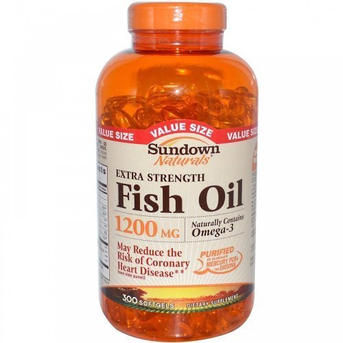 extra strength fish oil 300