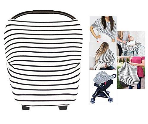 Zebra Baby Stroller Covers - 7