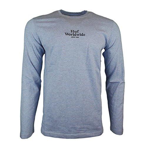 Blue Striped Ls Shirt - 6
