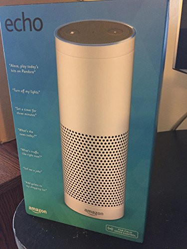 Amazon Echo Black (1st Generation) by Amazon Echo