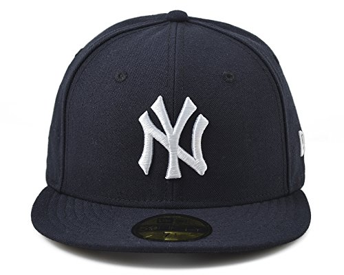 New Era Mens New York Yankees MLB Authentic Collection 59FIFTY Cap – DiZiSports Store