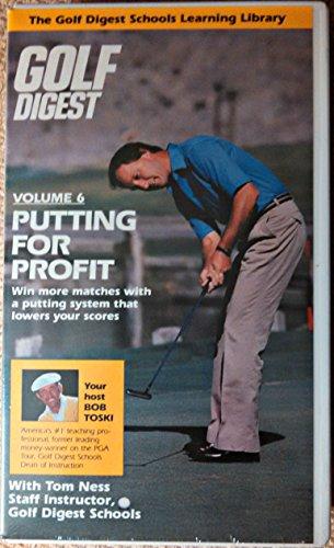 Putting for Profit : Golf Digest - ()