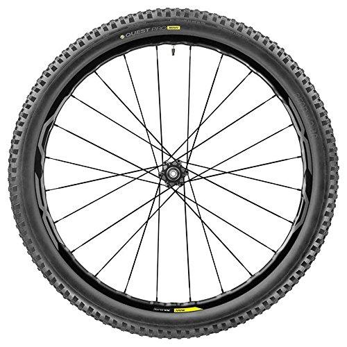Elite Rear Wheel - Mavic, XA Elite WTS, Wheel, Rear, 27.5'', 24 spokes, 12x142mm TA, Tire included