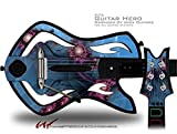 Castle Mount Decal Style Skin - fits Warriors Of Rock Guitar Hero Guitar (GUITAR NOT INCLUDED)
