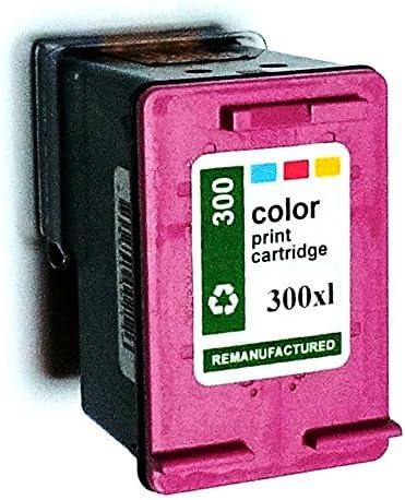 Refill Patrone Ersatz für HP 300xl color: Amazon.es: Oficina y papelería