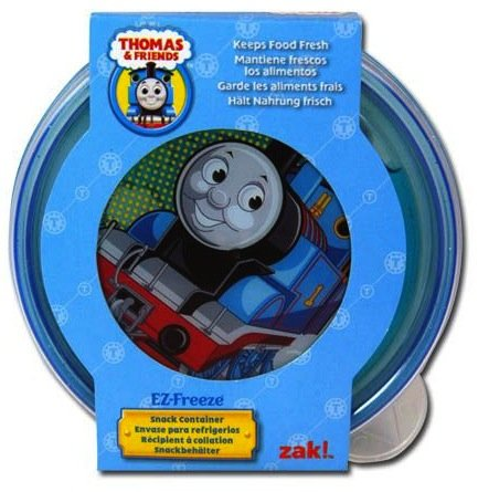 Thomas Food - Thomas and Friends Snack Container - Childrens Food Storage