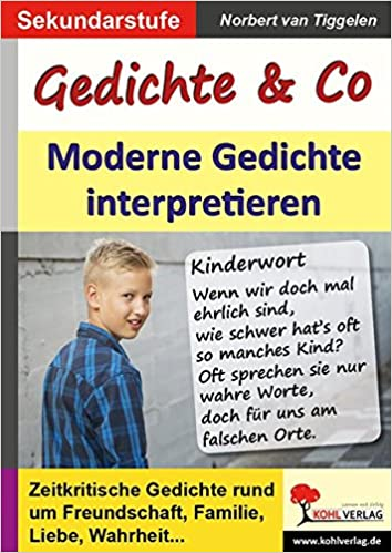 Gedichte Co Moderne Gedichte Interpretieren