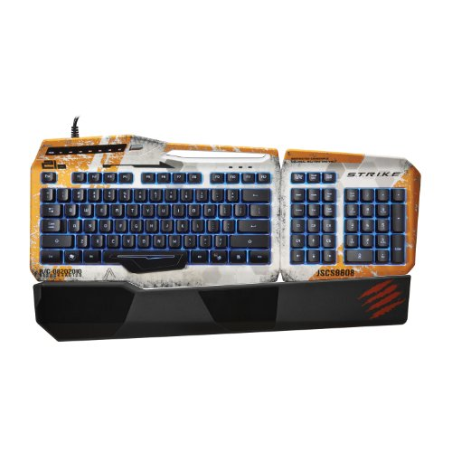 Mad CatzTitanfall S.T.R.I.K.E.3 Gaming Keyboard for PC