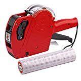 ASIBT MX5500 EOS Red 8 Digits Pricing Gun Kit