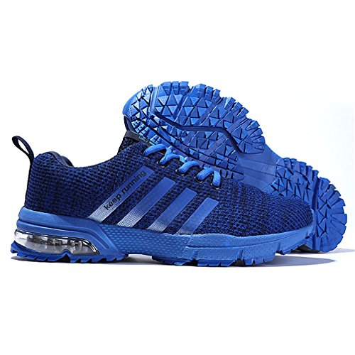 Sport Entraînement Sollomensi Running De Basket Homme Chaussures Femme Compétition B Trail Couleurs Cinq Course Bleu rRXqXSwc0