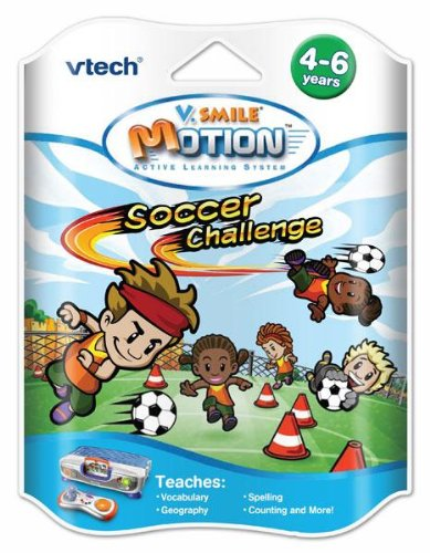 VTech V-Motion Smartridge: Soccer Challenge (Gadget V-tech)