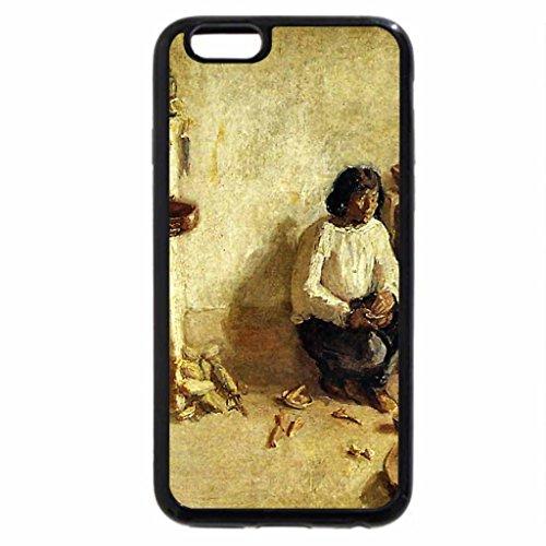 iPhone 6S / iPhone 6 Case (Black) Inside the Pueblo 1