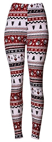 Viv Collection Women's Seasonal High Quality Printed Leggings for Fall/Winter 51fRkBMkCTL  Home 51fRkBMkCTL
