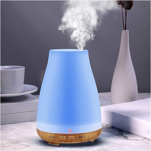 Difusor De Aceites Ultrasonico Humidificador Aroma, 100Ml ...