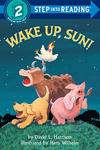 Wake Up, Sun! (Step-Into-Reading, Step 2) [David L. Harrison] (Tapa Blanda)