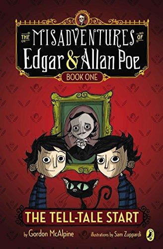 The Tell-Tale Start (The Misadventures of Edgar & Allan -