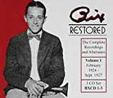 Bix Restored Volume 1: 1924-1927