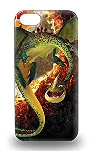 Iphone 5/5s 3D PC Soft Case Cover Slim Fit Tpu Protector Shock Absorbent 3D PC Soft Case Dream Works How To Train Your Dragon ( Custom Picture iPhone 6, iPhone 6 PLUS, iPhone 5, iPhone 5S, iPhone 5C, iPhone 4, iPhone 4S,Galaxy S6,Galaxy S5,Galaxy S4,Galaxy S3,Note 3,iPad Mini-Mini 2,iPad Air )