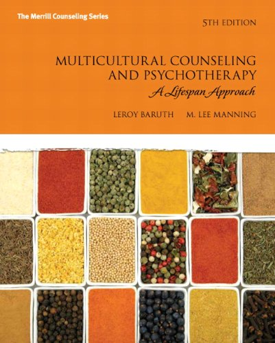 Multicultural Counseling and Psychotherapy: A Lifespan Approach (5th Edition) (Merrill Counseling (Paperback))