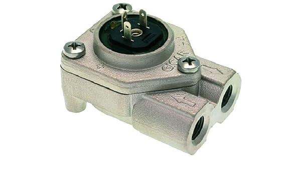 "Volumetric Flowmeter Gicar Ø 1//4/"" FF for Rancilio"
