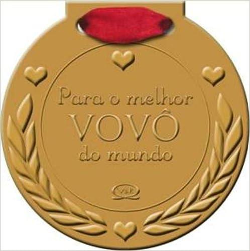 Book Para o Melhor Vovô do Mundo (Em Portuguese do Brasil)