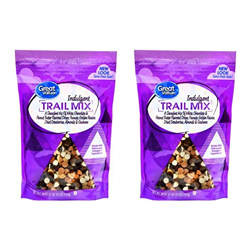 trail mix with white chocolate - 3