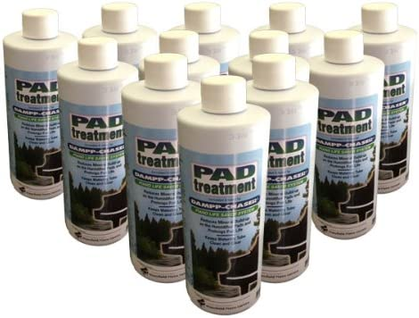 Dampp Chaser Piano Humidifier Pad Treatment 16 oz Bottle Value Pack 12pack