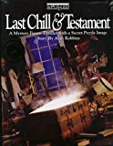"BePuzzled ""Last Chill & Testament"": A Mystery Jigsaw Thriller with Story by Alan Robbins"