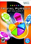 Trivial Pursuit Bet You Know It - Wii...