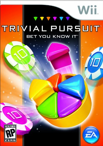 Trivial Pursuit - Bet You Know It - Nintendo Wii