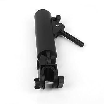 kelaina Durable Club de Golf Push Pull carrito soporte para paraguas para carrito de coche (negro): Amazon.es: Hogar