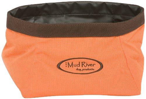 - Mud River The Renegade Water Bowl, Orange