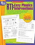 RTI - Easy Phonics Interventions, Kama Einhorn, 0545236967