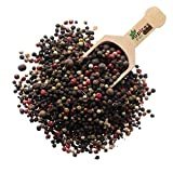 Peppercorns, Five Blend Whole - 5 lbs Bulk