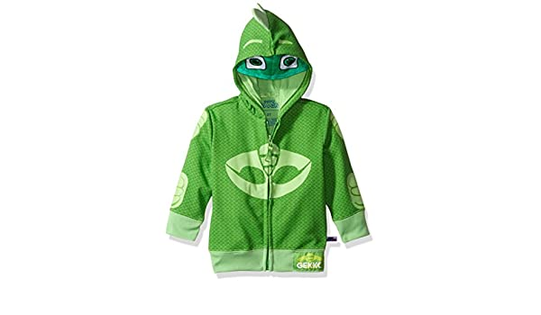 PJ Masks Gekko Toddler Boy Fancy dress costume Hooded Sweatshirt 3T: Amazon.es: Juguetes y juegos