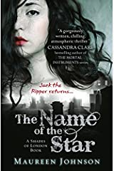 The Name of the Star (Shades of London) Paperback