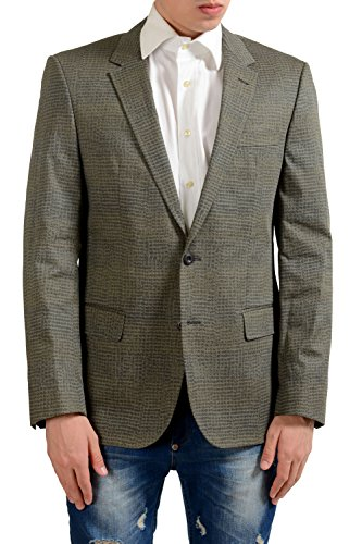 Hugo Boss Hutsons Men's Two Button Blazer Sport Coat US 40 IT ()