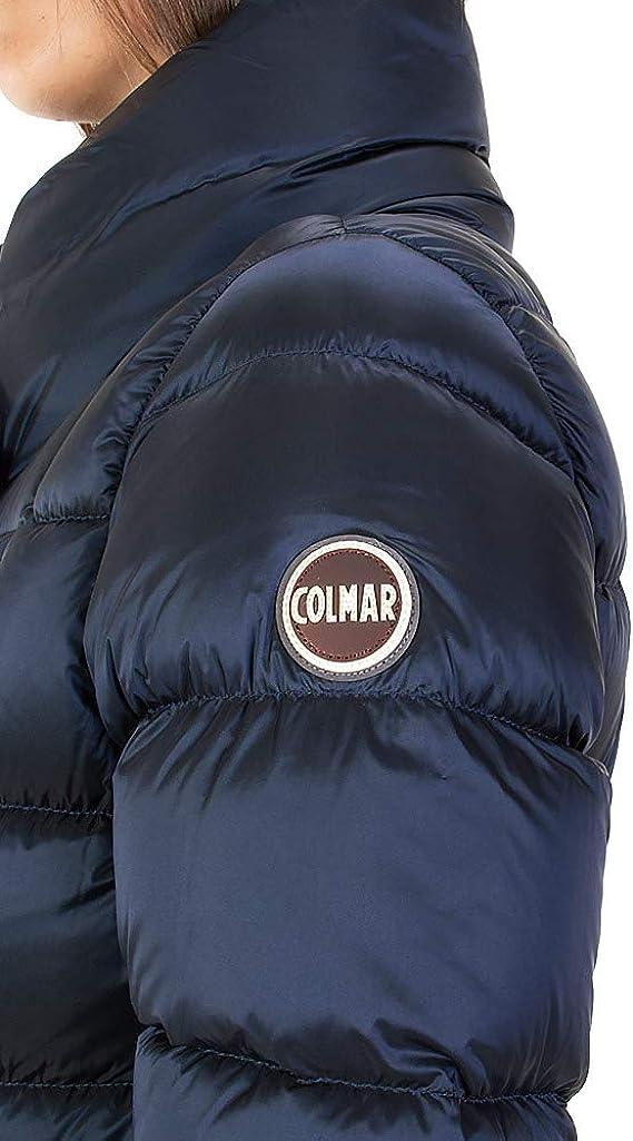 Colore Blu Colmar Piumino Donna Maxi Collo Modello 2271-7QD68