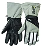 Women's Volt Heated Snow Gloves, Grey, Large