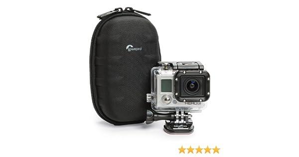 Lowepro Santiago DV 35 - Funda para cámaras, Negro: Amazon.es ...