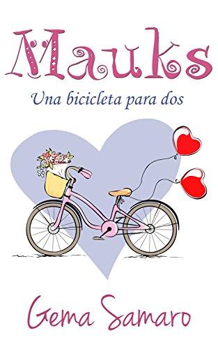 Portada del libro Mauks: Una bicicleta para dos de Gema Samaro