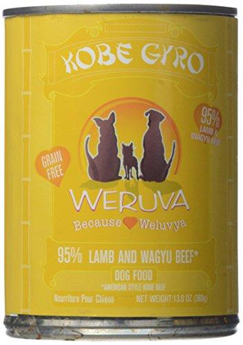 Weruva Canned Dog Food Kobe Gyro 13.2 oz