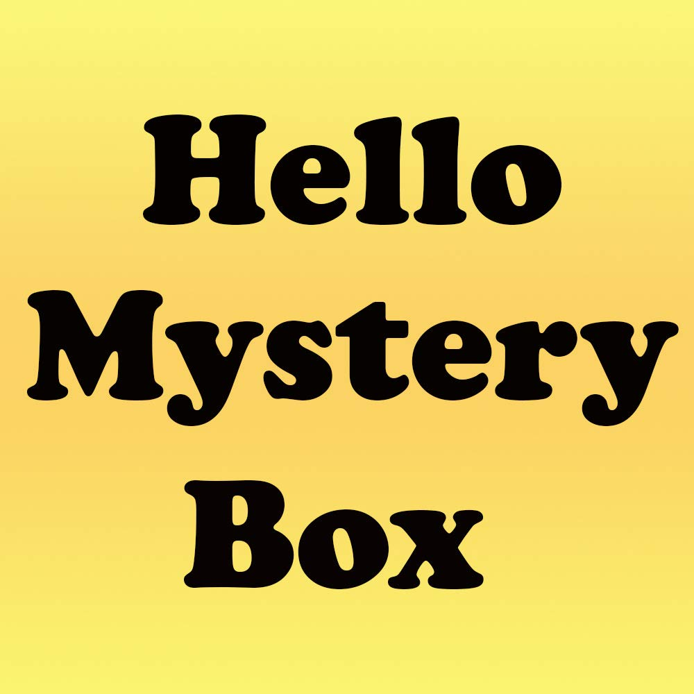 Mysteries Box - Anything Possible! - All Items are New! - 40$