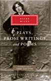 Plays, Prose Writings and Poems, Oscar Wilde, 0679405836