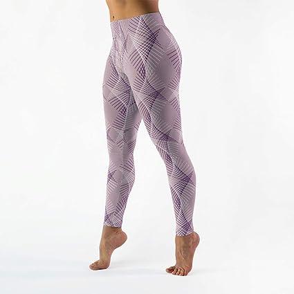 Mallas de Yoga para niñas con Estampado Colorido, Pantalones ...